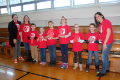 students recognized for displaying character strengths