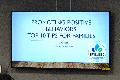 presentation title on screen