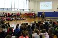 educators leading p 2 assembly