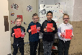 students recognized for character call out