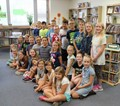 third grade summer reading bingo participants