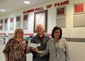 member of class of 1967 donates one thousand dollars to chenango valley warrior fund