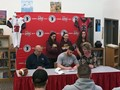 Aaron Trumino signs letter of intent image