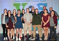CV students honored at YES LEADers reception image