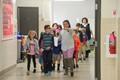 PD second grade students visit CB image