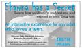 shawna has a secret web flyer