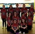 c v junior varsity bowling team