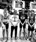 Boys Swim State Qualifiers