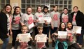 math club members who participated in mathalon