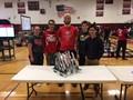 robotics team at vex competition