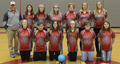 j v girls bowling team