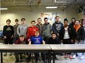 chenango bridge student with tech academy class