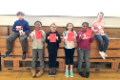 students recognized for character call out program