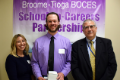 eric brom at school to careers partnership event