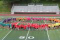 sixth graders on turf