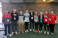 students and educators at athletic conference