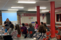 Wide shot of Warrior Learners Session