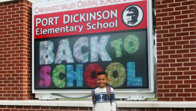 First Day of School 2021