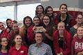 Girls Swim STAC East Champions