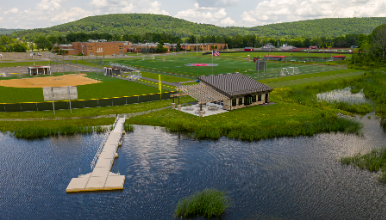 Outdoor Learning Center Receives National Recognition