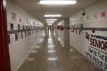 warrior wishes in hallway