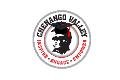 warrior logo with graduation cap