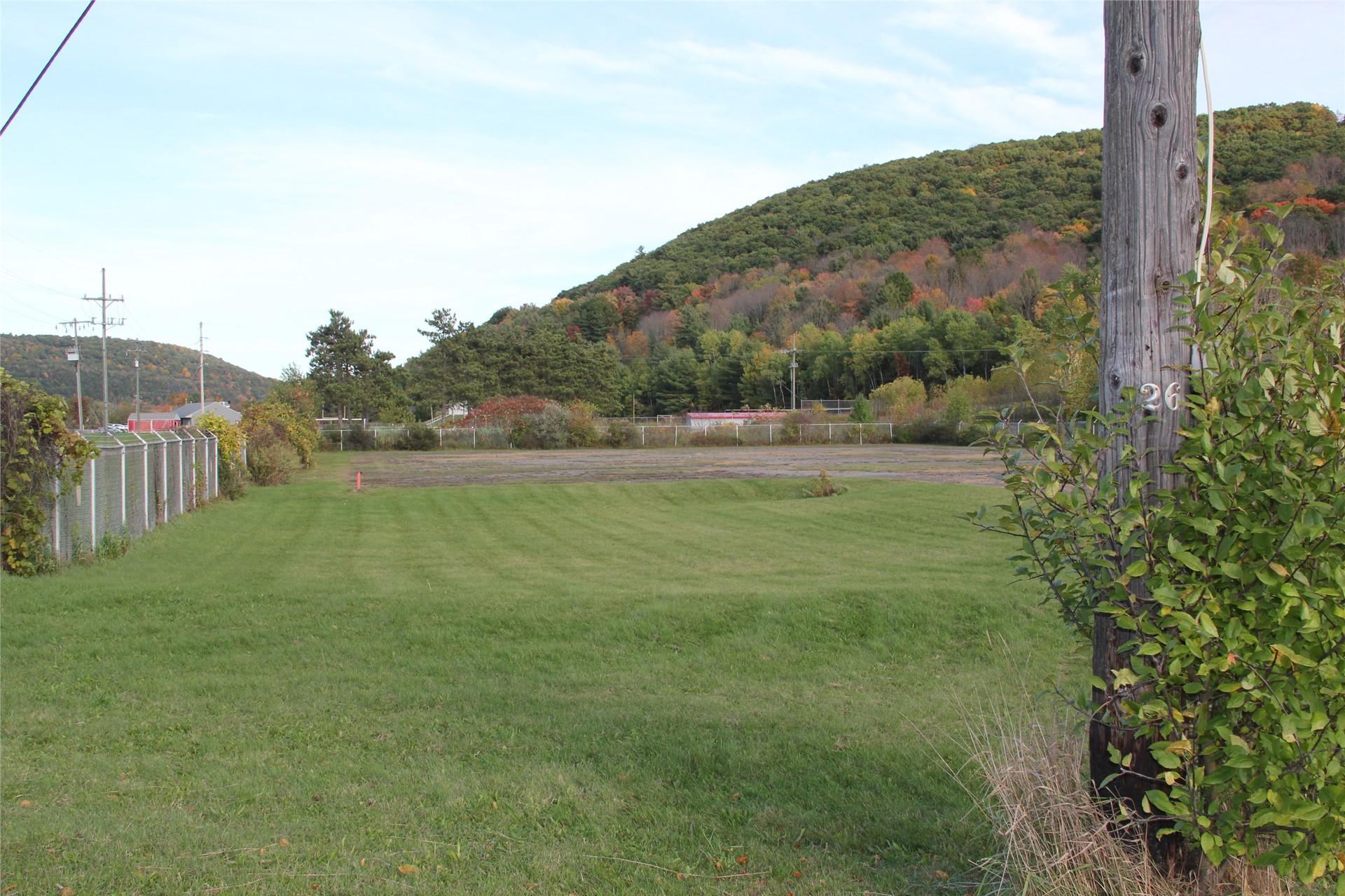 far away shot of hills outdoors