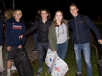 french students welcomed to chenango valley