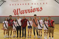 homecoming court candidates