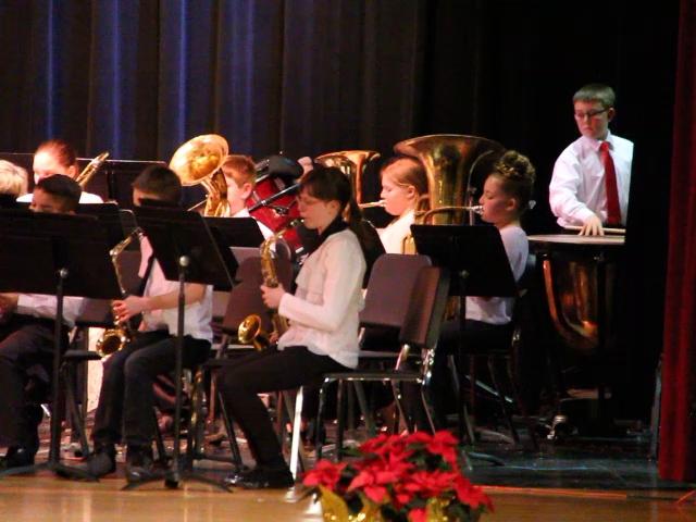more members of sixth grade band
