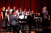 select choir singing