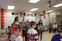 people standing in steam room