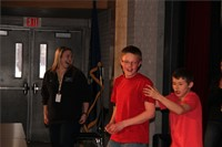Middle School Pep Rally 56