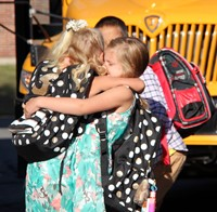 First Day of School 1