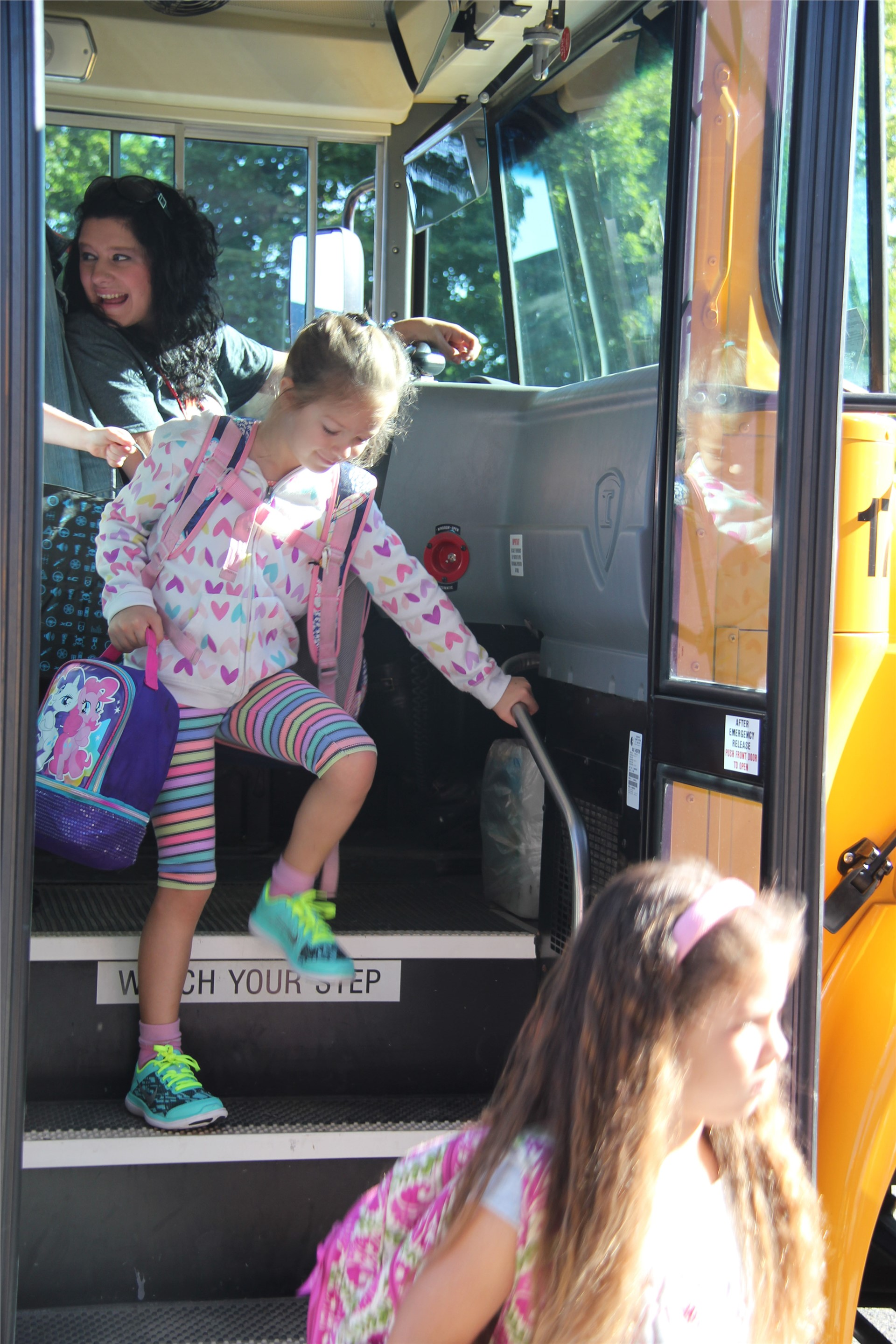 First Day of School 7