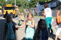 First Day of School 9