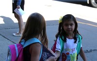 First Day of School 13