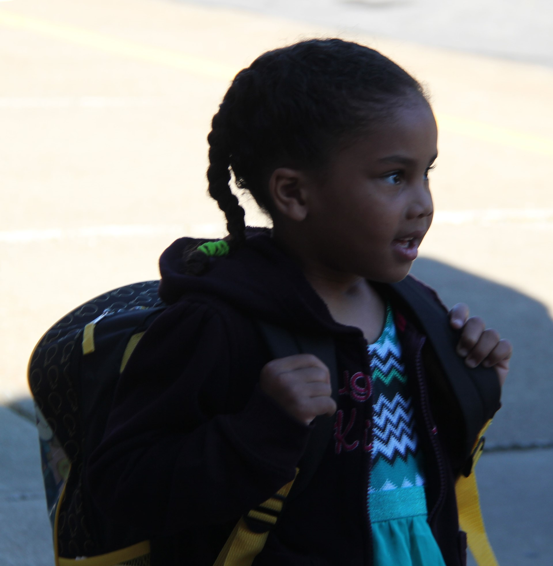 First Day of School 14