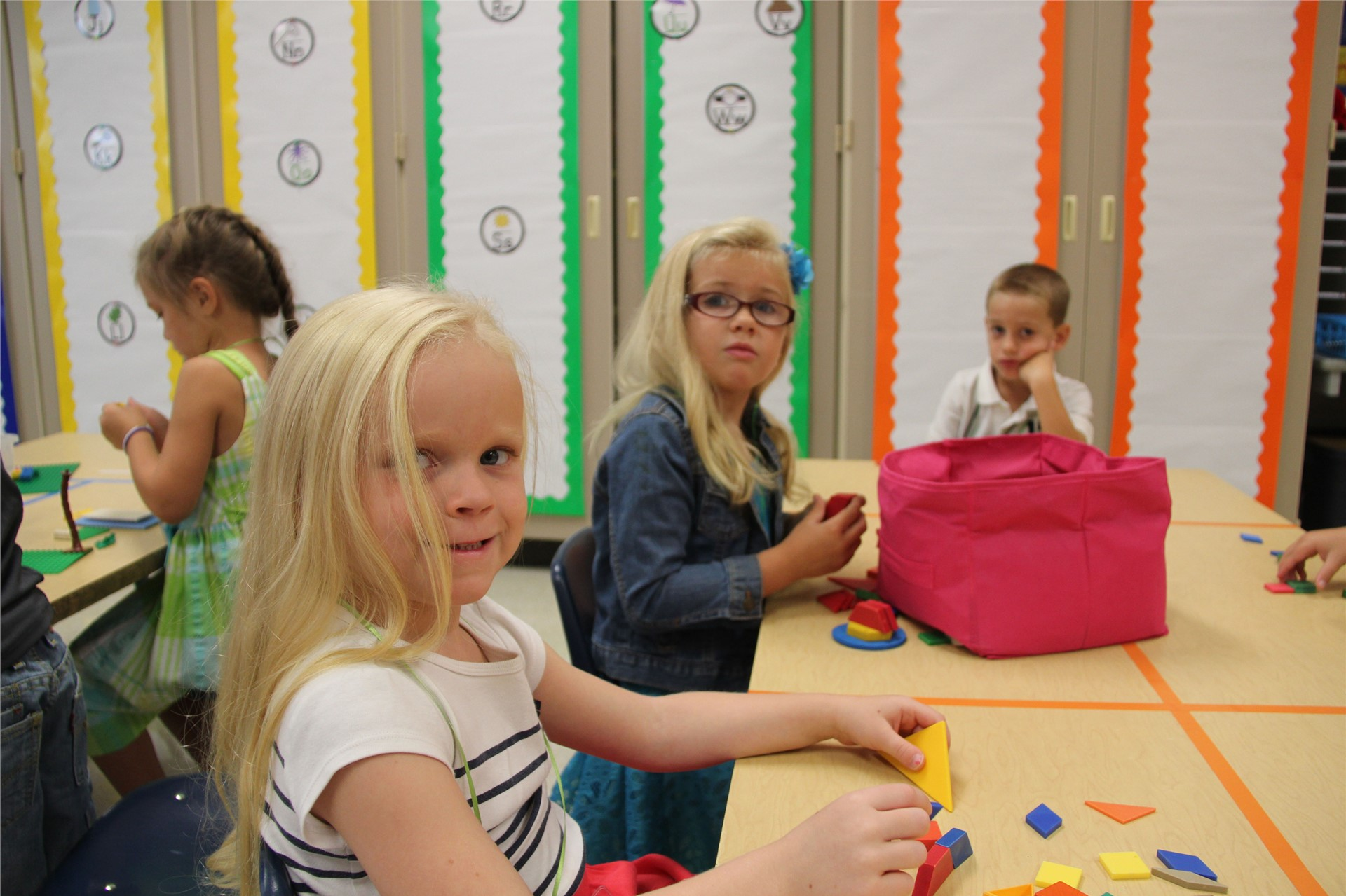 First Day of School 29