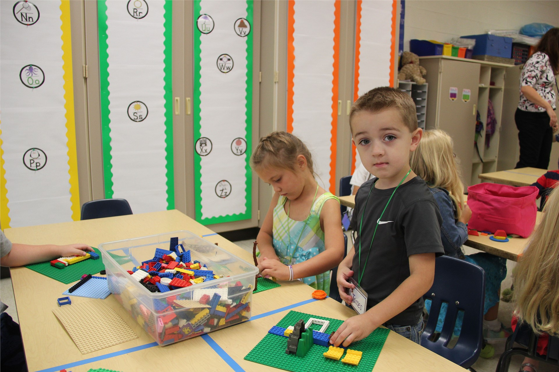 First Day of School 30
