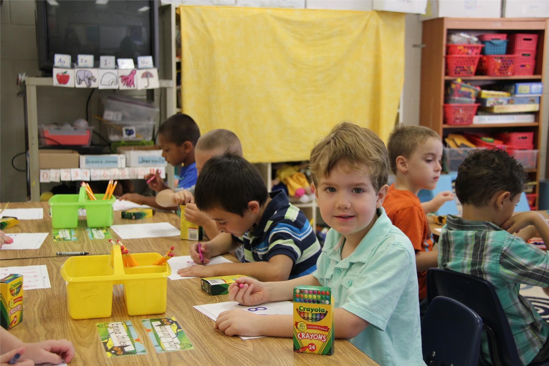 First Day of School 34