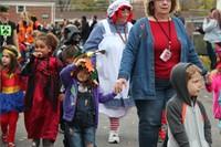 Port Dickinson Elementary Halloween Parade 4