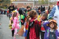Port Dickinson Elementary Halloween Parade 5