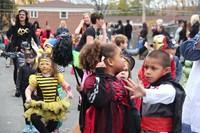 Port Dickinson Elementary Halloween Parade 6