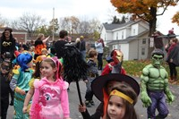 Port Dickinson Elementary Halloween Parade 8