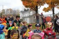 Port Dickinson Elementary Halloween Parade 9