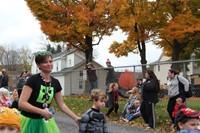 Port Dickinson Elementary Halloween Parade 10