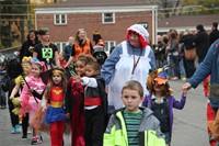 Port Dickinson Elementary Halloween Parade 2