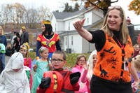 Port Dickinson Elementary Halloween Parade 12