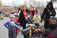 Port Dickinson Elementary Halloween Parade 15